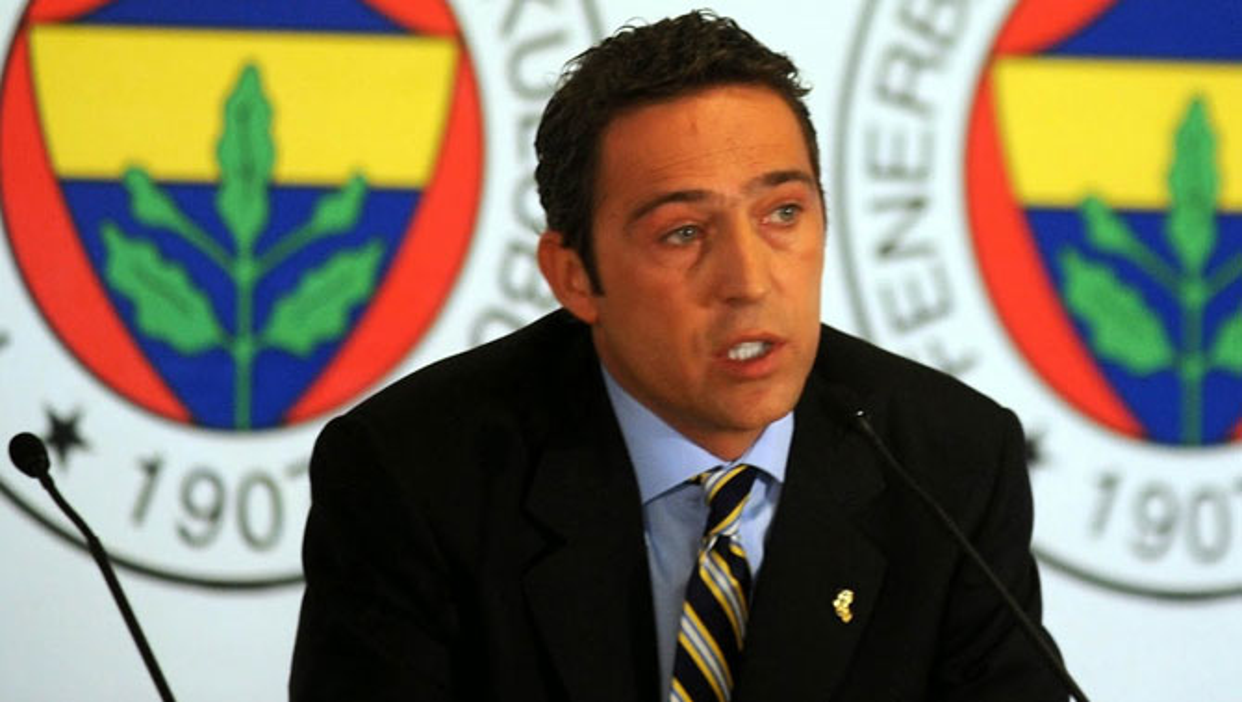 """Ali Koç başkan, Fenerbahçe şampiyon!"""