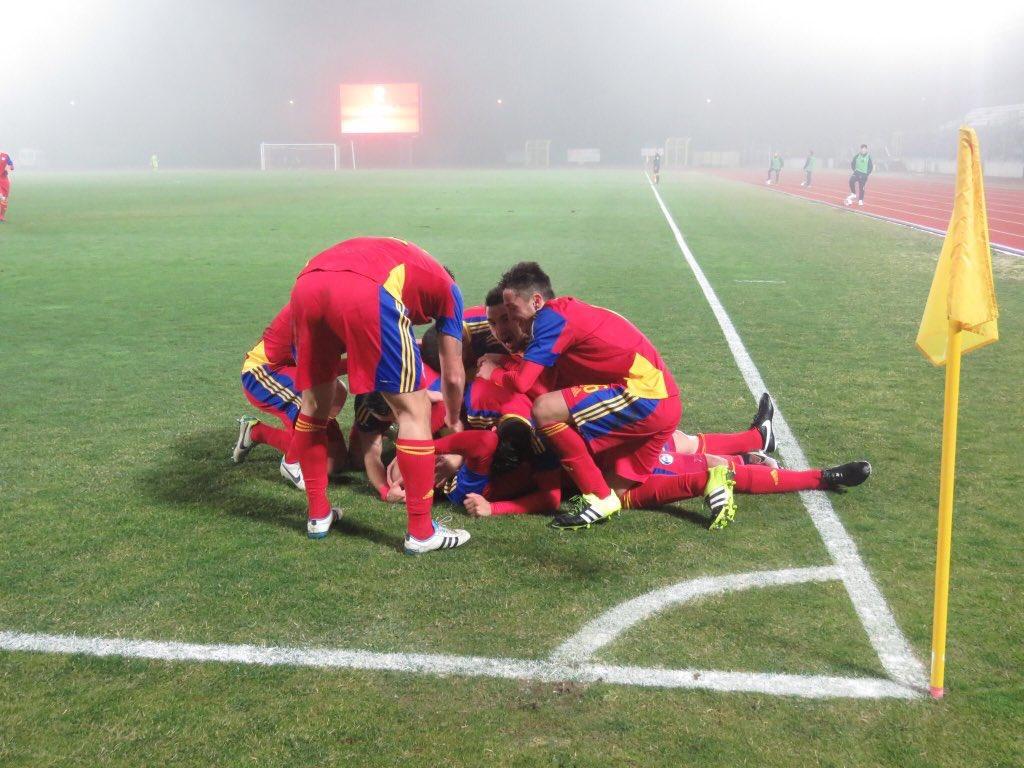 Andorra 86 maç sonra kazandı!