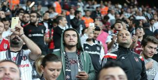 Beşiktaş'tan taraftarlarına derbi uyarısı!