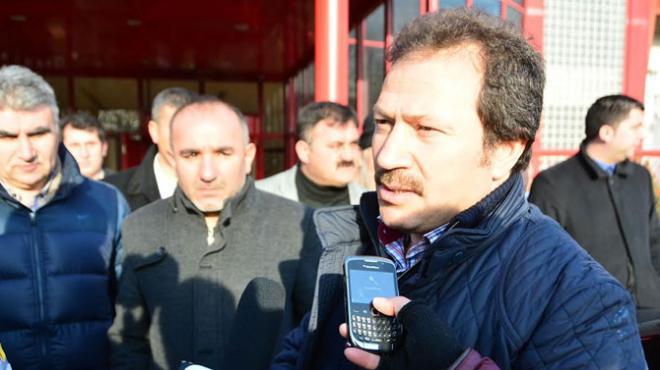 Ankaragücü Başkanı Mehmet Yiğiner şampiyonluğa inanıyor!