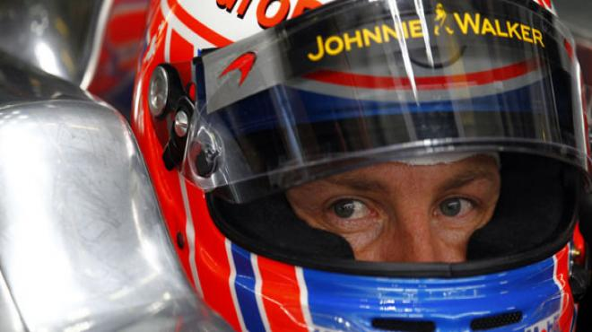 Alonso'nun yerine Button!