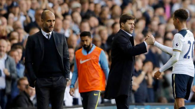 Yenilmez Tottenham!