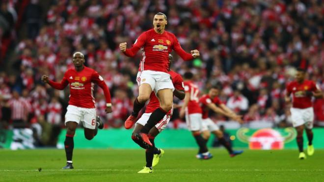 Zlatan attı, kupa geldi!