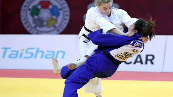 Büşra Katipoğlu bronz madalya kazandı