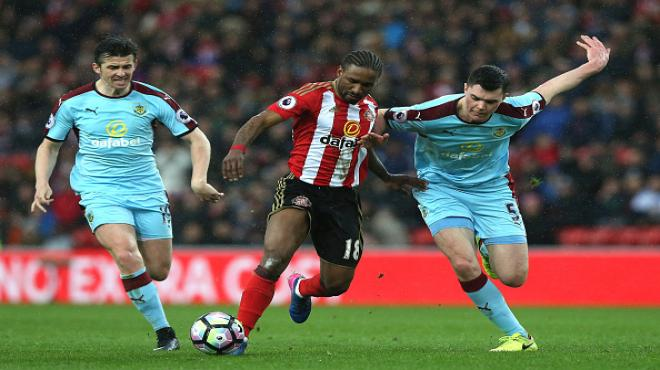 29. Hafta / Sunderland 0 - 0 Burnley