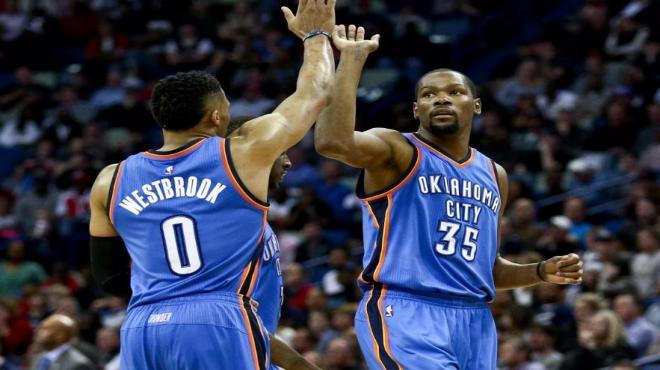 Westbrook tarihe geçti!