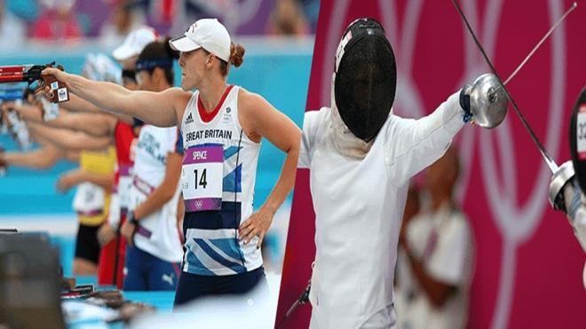 İlke Özyüksel gümüş madalya kazandı!