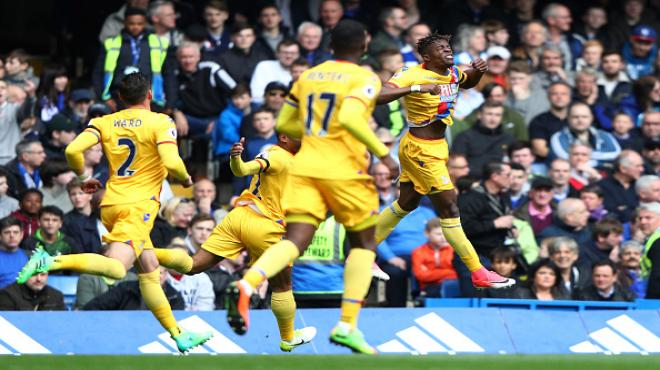30. Hafta / Chelsea-Crystal Palace: 1-2