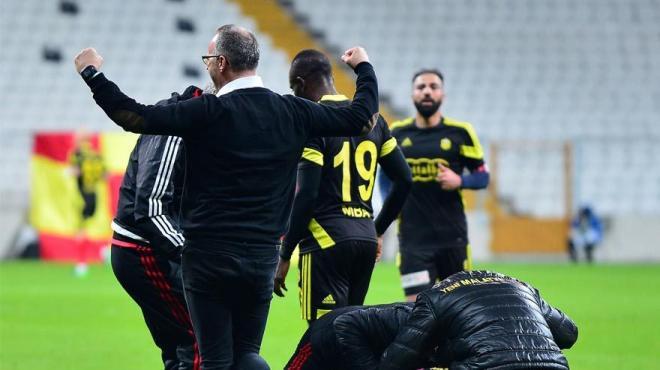 Yeni Malatyaspor'dan seri sonu!