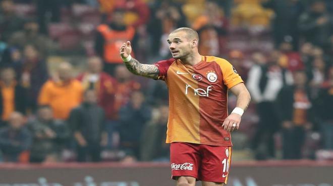 Sampdoria'dan Sneijder açıklaması
