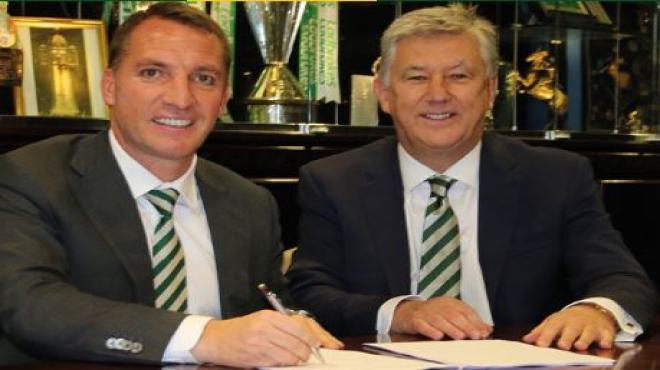 Rodgers'a yeni sözleşme!