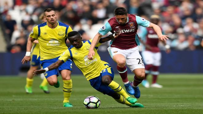 34. Hafta / West Ham United-Everton: 0-0