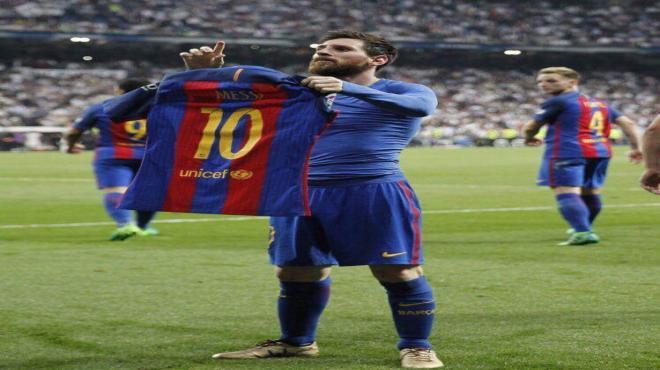 Messi, Real Madridli'nin hayranı çıktı!