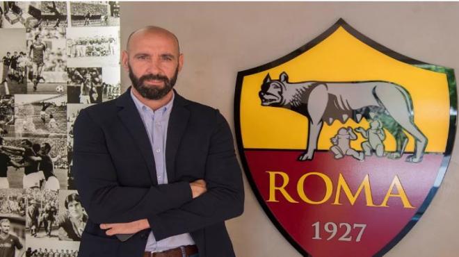 Monchi resmen Roma'da!