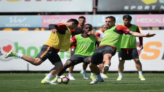 Galatasaray, Bursaspor maçına hazırlanıyor!