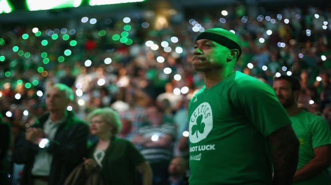 Celtics'te Isaiah Thomas sezonu kapattı