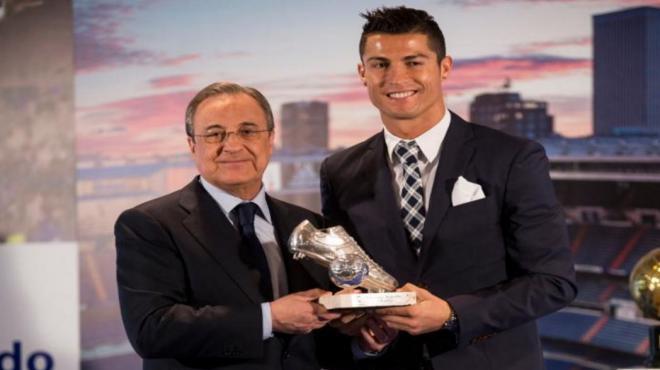 Ronaldo ayrılacak mı? Başkan Perez açıkladı!