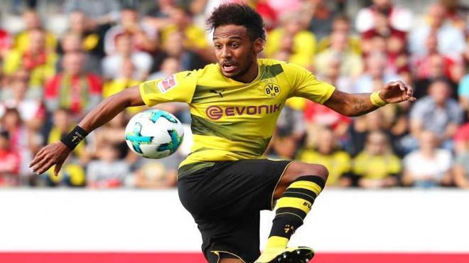 Borussia Dortmund'da Aubameyang kadro dışı!