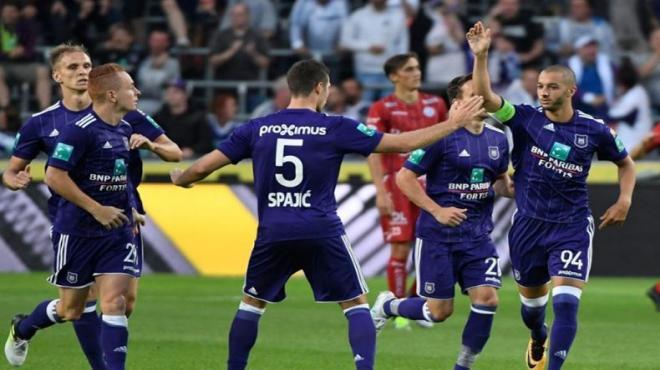 Süper Kupa Anderlecht'in oldu!