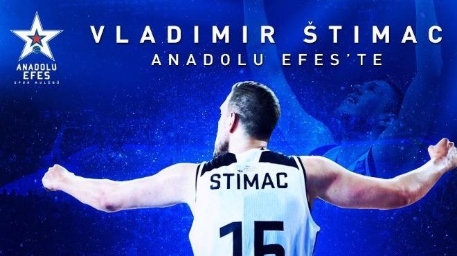 Anadolu Efes, Vladimir Stimac'la anlaştıklarını açıkladı!