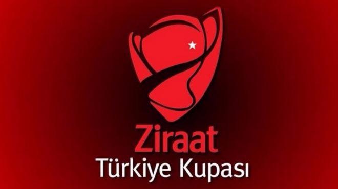 Türkiye Kupası'nda maç programı açıklandı!
