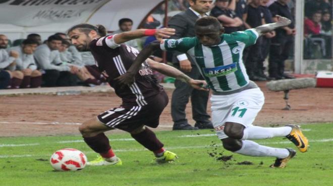 Giresunspor'a Elazığspor freni!