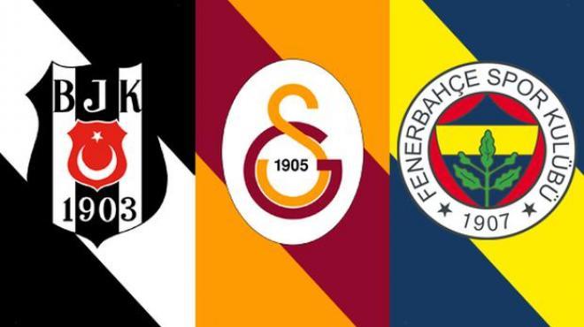 Beşiktaş, Galatasaray ve Fenerbahçe'nin ara transfer listesi...