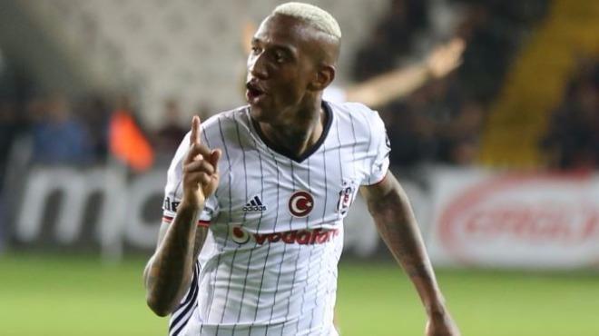 Beşiktaş'ta Anderson Talisca için Çin'den transfer açıklaması geldi!