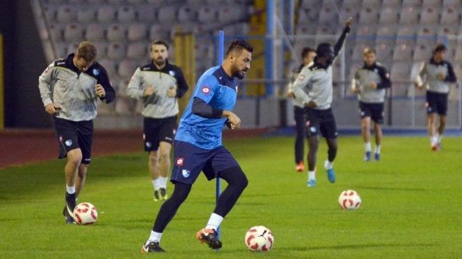 B.B. Erzurumspor'da, İstanbulspor maçı hazırlıkları
