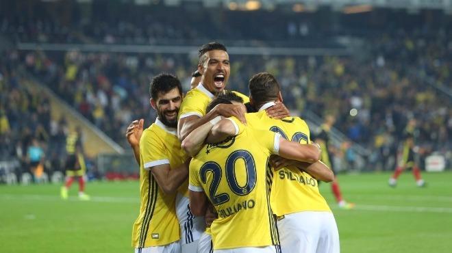Fenerbahçe son 8 derbiyi kaybetmedi