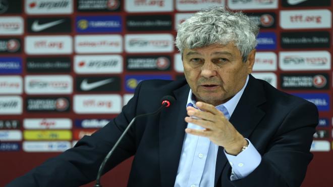 Lucescu talep etti, karma maç düzenlenecek