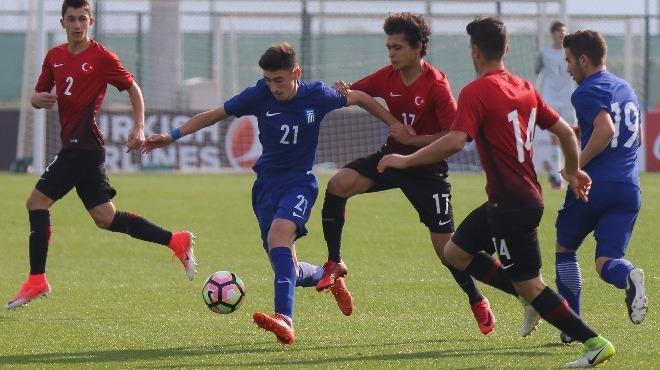 Video - Türkiye finalde Yunanistan'a kaybetti