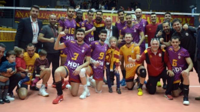 Galatasaray, Torul'u kolay geçti