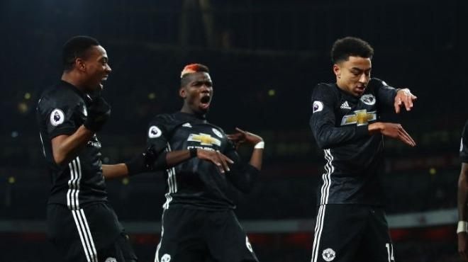 Video - Manchester United Arsenal'i deplasmanda devirdi