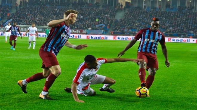 Trabzonspor ile Bursaspor 83. randevuda! İç sahada büyük fark...
