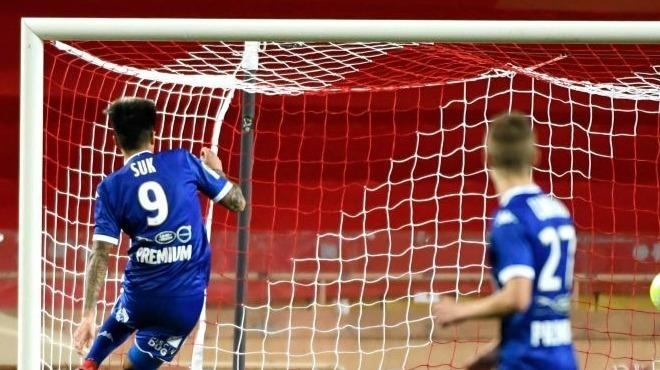 Trabzonspor'un eski forvetinin golleri yetmedi! Monaco...
