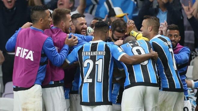 Gremio FIFA Kulüpler Dünya Kupası'nda finalde