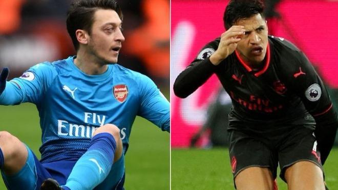 Mesut Özil ve Alexis Sanchez'in transferi için net açıklama!