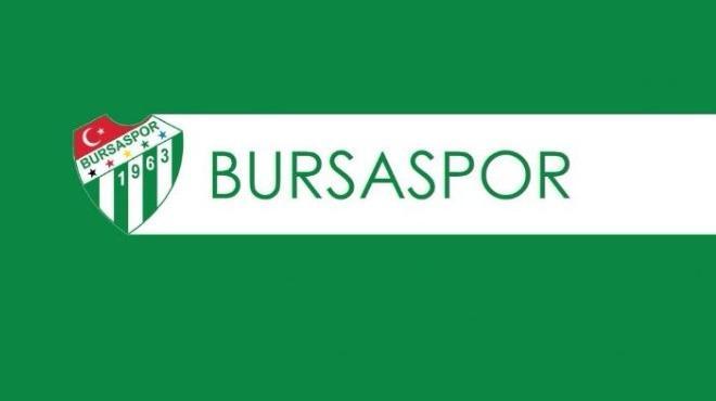 Bursaspor'a kötü haber! Trabzonspor maçının 11'inden çıkarıldı!
