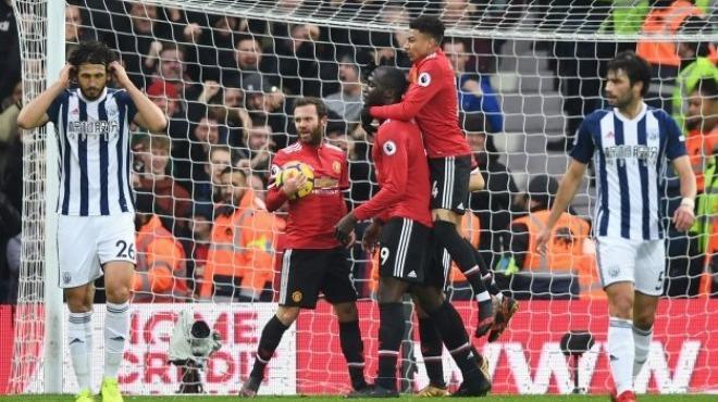 17.12.2017 West Bromwich Albion - Manchester United 1-2 Maç Özeti