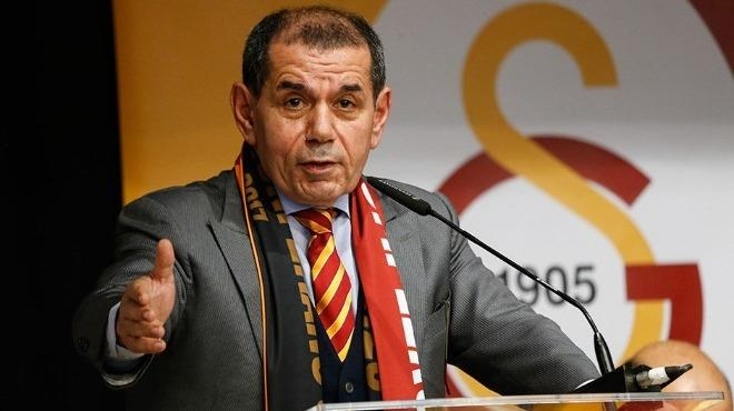 Dursun Özbek, iddialara cevap vermeye hazırlanıyor