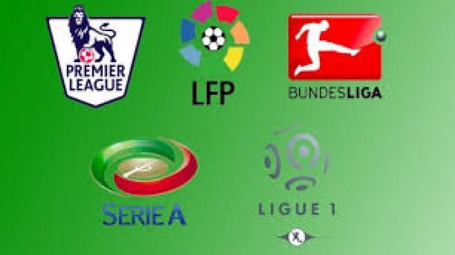 Avrupa liglerinde görünüm