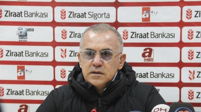 Video - İrfan Saraloğlu: 'İçeride oynayacağımız rövanş maçında...'