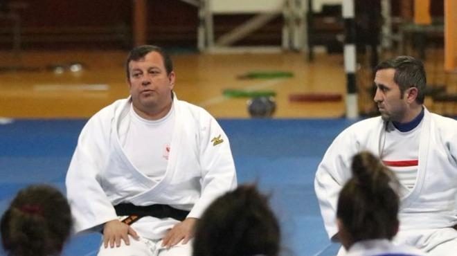 Kadın Milli Judo Takımı'nın Bolu kampı