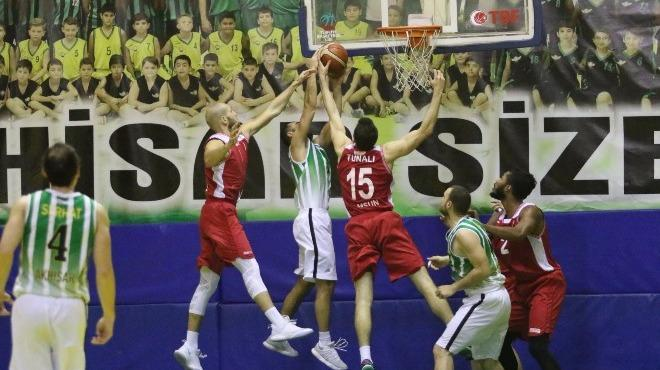 Akhisar Belediyespor, Anakent'i mağlup etti