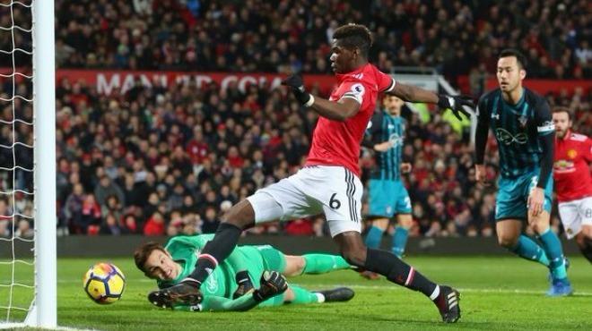 30.12.2017 Manchester United – Southampton 0-0 Premier Lig Maç Özeti
