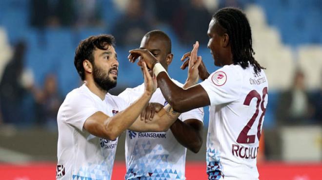 Trabzonspor'da transfer çalışması