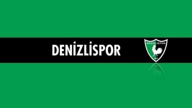 Denizlispor'da transfer çalışmaları! Açıklandı!