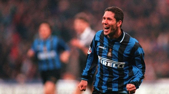 Video - Inter, Diego Simeone'yi unutmadı