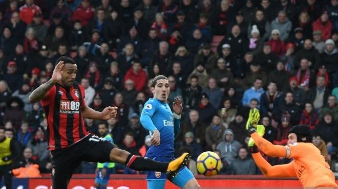 Özet - Arsenal'in serisini Bournemouth bitirdi!